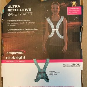 Ultra reflective Safety vest